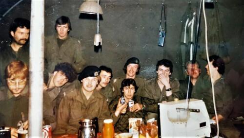 1978 1982 B Esk en 1982 1985 A Esk waaronder ook T. Langejans 103 Verkbat. Inz. Marius Siepman 3