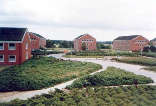 1978 1987 103 Verkbat Seedorf Staf en legeringsgebouwen 103.