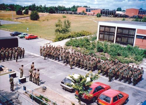 1978 1987 B Esk 103 Verkbat Eskadrons appel