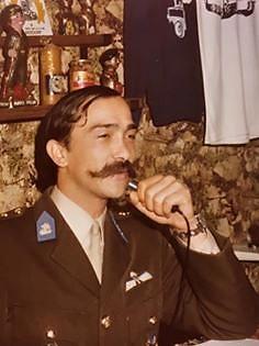 1978 SSV-Esk 103 Verbat; EC Ritm Henk Nix werd altijd gehoord; hij had bij zijn DT metalen plaatjes onder zijn schoenen