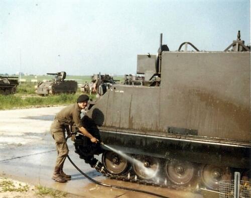 1979 07 14 A Esk 103 Verkbat Oefening Wildbaan Elnt Pruijsenaere. Fotoalbum Hans Kuijper