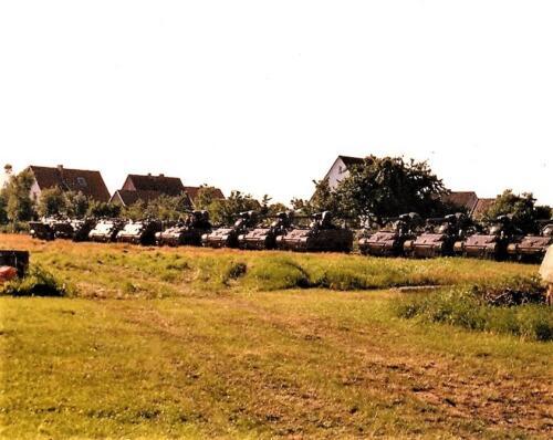 1979 07 14 A Esk 103 Verkbat Oefening Wildbaan. Fotoalbum Hans Kuijpers. 10