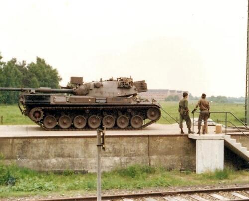 1979 07 14 A Esk 103 Verkbat Oefening Wildbaan. Fotoalbum Hans Kuijpers. 4