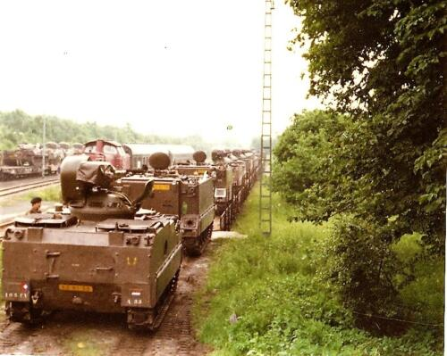 1979 07 14 A Esk 103 Verkbat Oefening Wildbaan. Fotoalbum Hans Kuijpers. 5