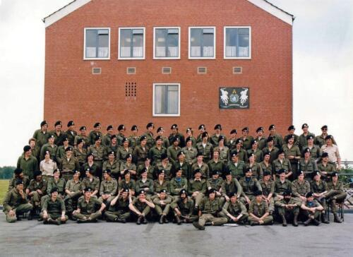 1979 1980 A Esk 103 Verkbat 79 4 Rim Visser Elnt Beekman Owi Kuijpers Elnt v.d Aker