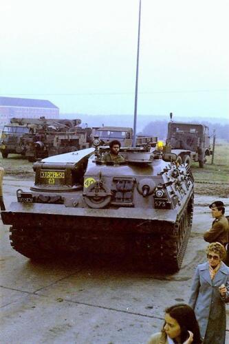 1979 1980 SSV Esk 103 Verkbat De bergingstank in actie 1