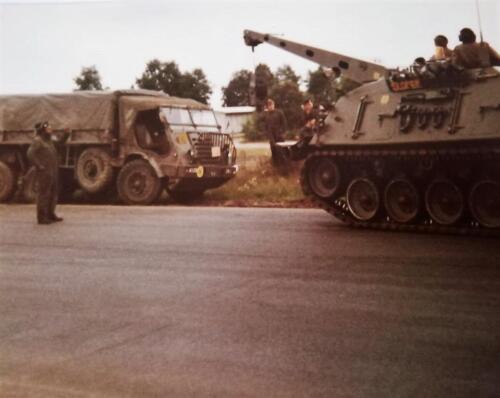 1979 1980 SSV Esk 103 Verkbat De bergingstank in actie 2