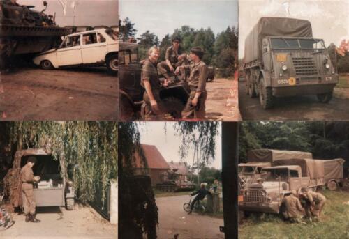 1979 1980 SSV Esk 103 Verkbat Vele gezichten o.a. Sgt I Han Peperkamp. Inz. Cor Heeremans 3