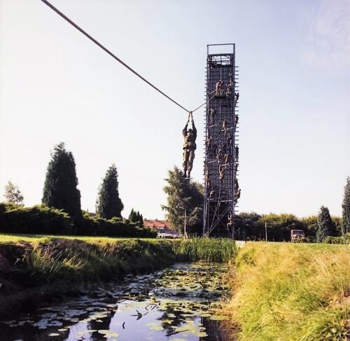 1979 A Esk 103 Oefening Pantserstorm Roosendaal