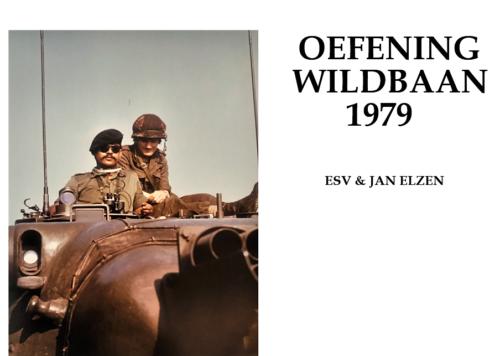 1979 A Esk 103 Verkbat Oef Wildbaan Inz. Edu Vieane zie foto