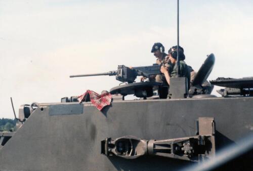 1979 B Esk 103 Verkbat Schietserie Hohne .50 Mortierbak Wmr I Bert Bouwmans