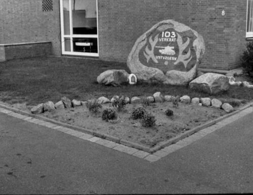 1966-1967 A-Esk 103 Verkbat; Roemruchte stenen, iets voor Amersfoort. Uit het fotoarchief van Jan Stoffels  (2)