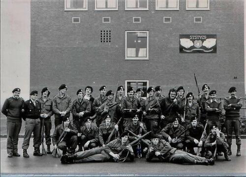 1980-07-01 SSV-Esk 103 Verkbat;  Oud C Ritm Attema, Owi Tuerlings, EC Ritm de Klippelaar, Elnt Pruijsenaere