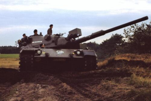 1980 1981 A Esk 103 Verkbat 13. Schieten varen oefening en ouderweekend. Inzender Wmr Arthur Vuijk