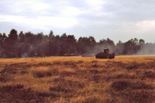 1980 1981 A Esk 103 Verkbat 17. Schieten varen oefening en ouderweekend. Inzender Wmr Arthur Vuijk