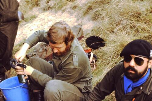 1980 1981 A Esk 103 Verkbat 20. Schieten varen oefening en ouderweekend. Inzender Wmr Arthur Vuijk