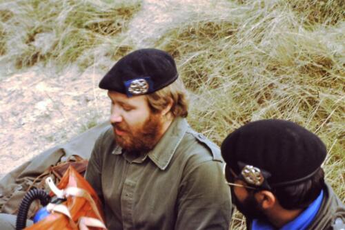 1980 1981 A Esk 103 Verkbat 22. Schieten varen oefening en ouderweekend. Inzender Wmr Arthur Vuijk