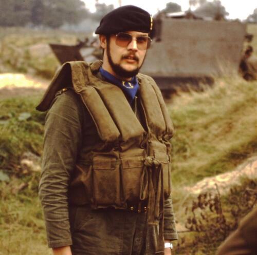 1980 1981 A Esk 103 Verkbat 23. Schieten varen oefening en ouderweekend. Inzender Wmr Arthur Vuijk