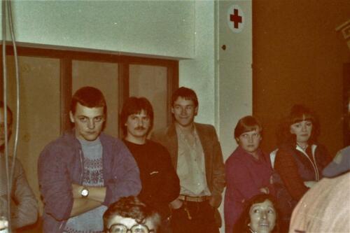 1980 1981 A Esk 103 Verkbat 37. Schieten varen oefening en ouderweekend. Inzender Wmr Arthur Vuijk