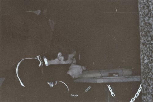 1980 1981 A Esk 103 Verkbat 41. Schieten varen oefening en ouderweekend. Inzender Wmr Arthur Vuijk