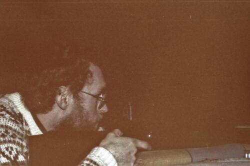 1980 1981 A Esk 103 Verkbat 42. Schieten varen oefening en ouderweekend. Inzender Wmr Arthur Vuijk