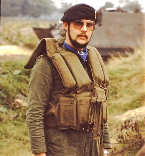 1980 1981 A Esk 103 Verkbat Sgt I Kreugel C Eog Inz Arthur Vuijk