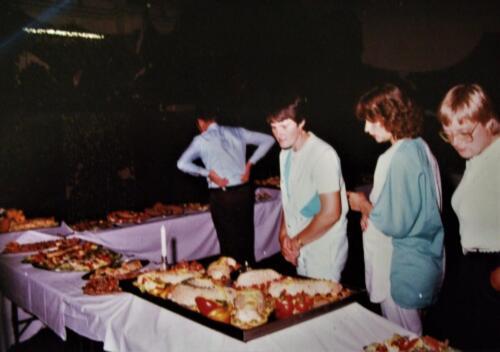 1980 1986 SSV Esk Onbekende gebeurtenissen. Inz. Jan Cremers 2