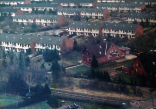 1980 1986 Zeven Nederlandse Siedlung voor officieren.