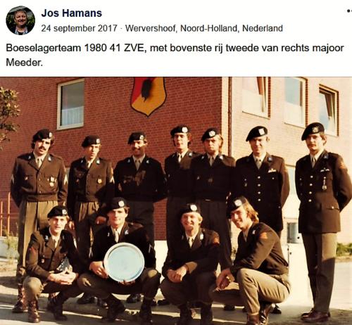 1980 41 Team Boeselager C Maj R Meeder.