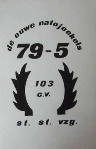 1980 SSV Esk 103 Verkbat Trakehnerontwerp lichting 79 5 Inz. Jan Cremers