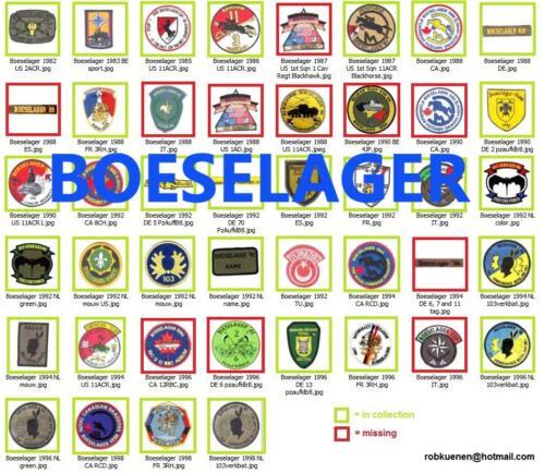 1981 103 Verkbat Deelname Boeselager. Boeselager
