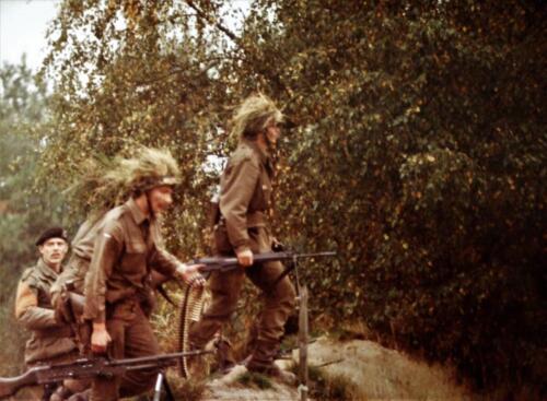 1981 1983 SSV Esk 103 Verkbat Plv C Elnt en inz. Jan Cremers als Hoofd Schietinstr. 1