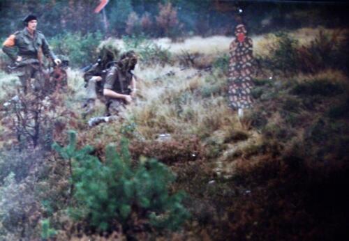 1981 1983 SSV Esk 103 Verkbat Plv C Elnt en inz. Jan Cremers als Hoofd Schietinstr. 2