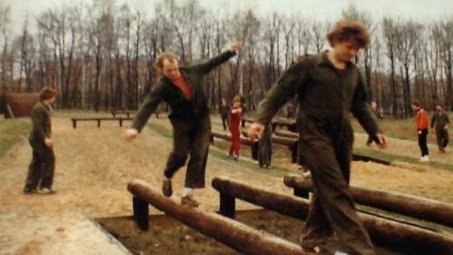 1981 A Esk 103 Verkbat Boeselager wedstrijden De training en uitvoering Inz. Pedro Haans 3