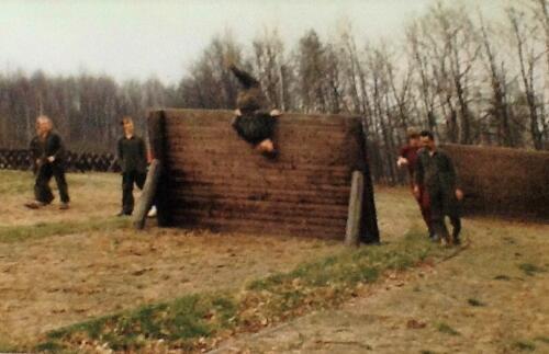 1981 A Esk 103 Verkbat Boeselager wedstrijden De training en uitvoering Inz. Pedro Haans 4