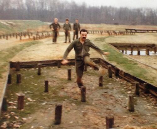 1981 A Esk 103 Verkbat Boeselager wedstrijden De training en uitvoering Inz. Pedro Haans 5