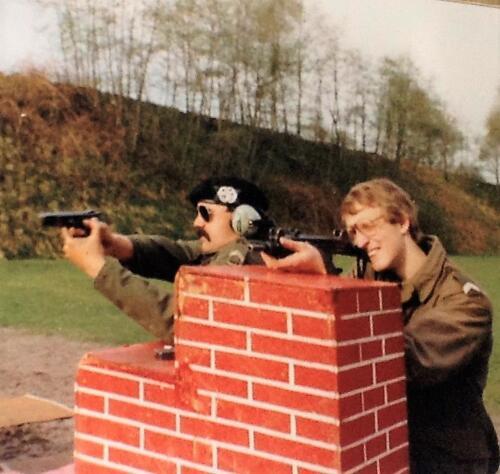 1981 A Esk 103 Verkbat Boeselager wedstrijden De training en uitvoering Inz. Pedro Haans 6