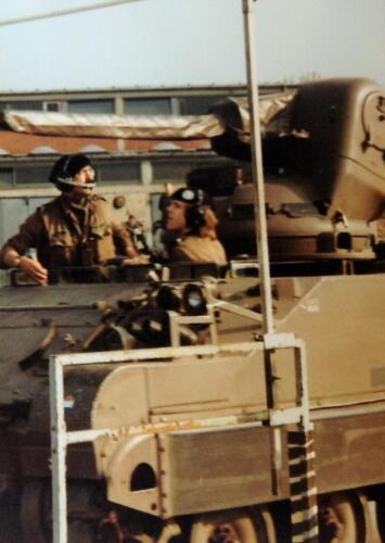 1981 A Esk 103 Verkbat Deelname Boeselager Stuurmanskunst CR Inz Pedro Haans 1