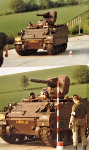 1981 A Esk 103 Verkbat Deelname Boeselager Stuurmanskunst CR Inz Pedro Haans 2