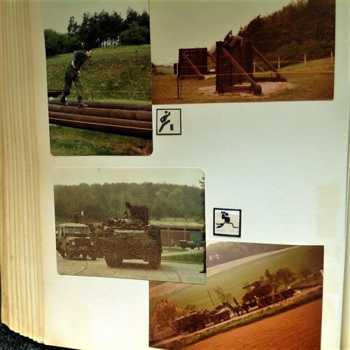 1981 A Esk 103 Verkbat Deelname Boeselager. Fotoalbum Pedro Haans 3