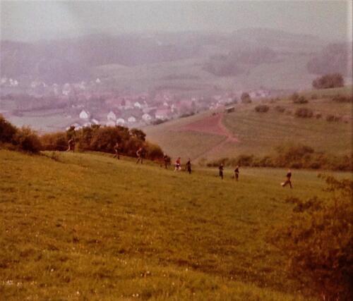 1981 A Esk 103 Verkbat Deelname Boeselager. Gereedmaken en afzien... Inz. Pedro Haans 1