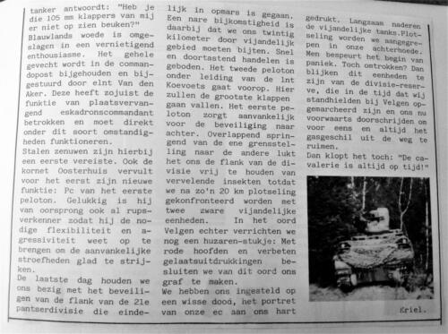 1981 A Esk 103 Verkbat Oef Wildbaan Verslag. Inz. Pedro Haans 2