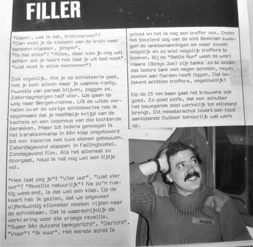 1981 A esk 103 Verkbat Schietserie Een verslag. Inz Pedro Haans 1