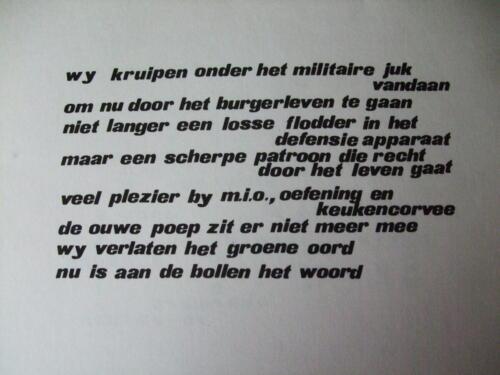 1981 SSV Esk 103 Verkbat Afzwaaiverzuchting....