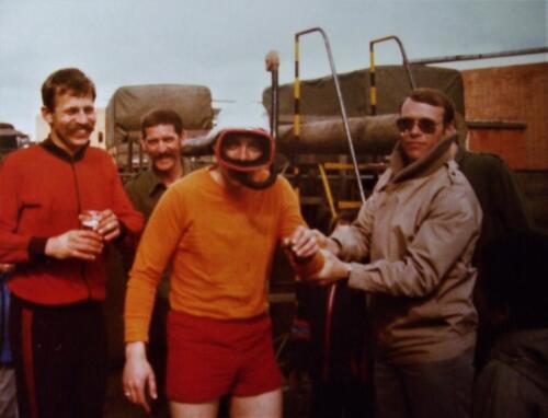 1981 SSV Esk 103 Verkbat Ritms Zoomers en Mulders Sm v Loenhout en re Owi Fons Tuerlings