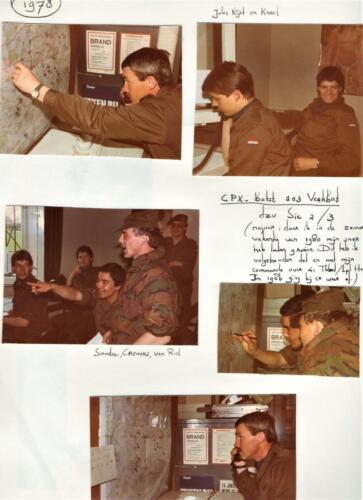 1982 103 Verkbat CPX Oef Uit het fotoboek van de Majoor S3 R Meeder