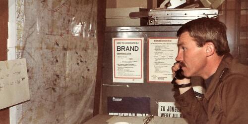 1982 103 Verkbat CPX Oef Uit het fotoboek van de Majoor S3 RRRE Meeder
