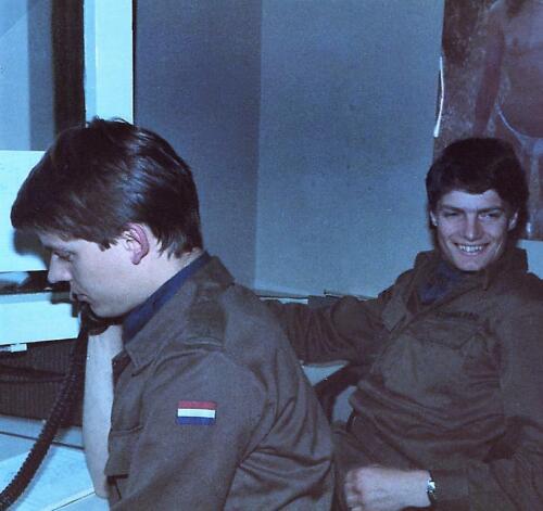 1982 103 Verkbat Uit het fotoboek van de Majoor S3 RRRE Meeder