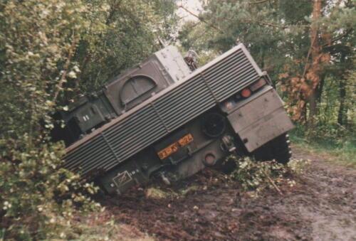1982 A Esk 103 Verkbat Leop II Vast en zeker