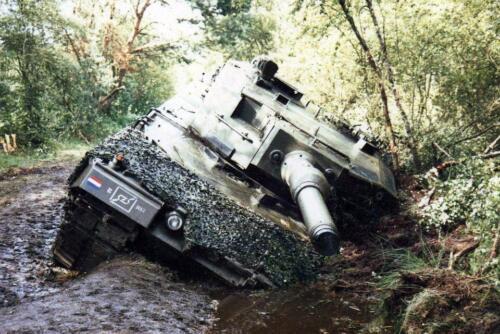 1982 A Esk 103 Verkbat Leop II Vast en zeker Fotoalbum Pedro Haans 2